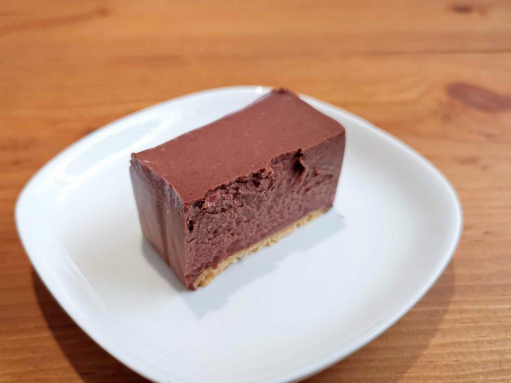 Minimal チョコレートレアチーズケーキ (17)