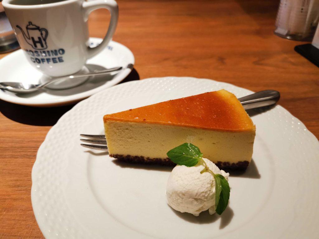 星乃珈琲店 バナナのバスクチーズケーキ (25)