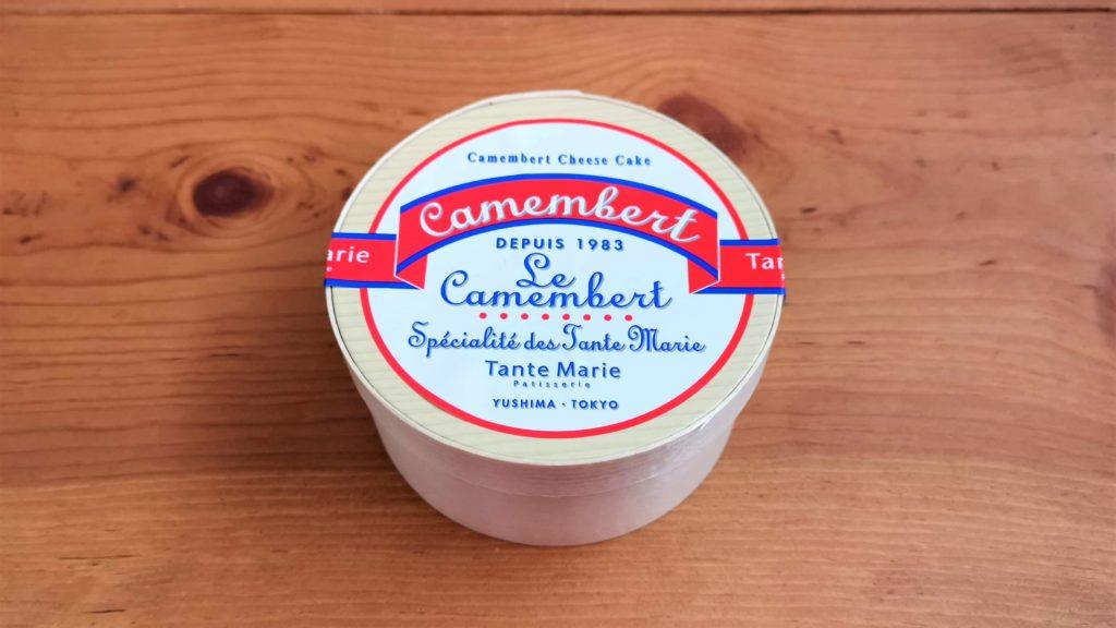 タント・マリー カマンベールチーズケーキ (3)