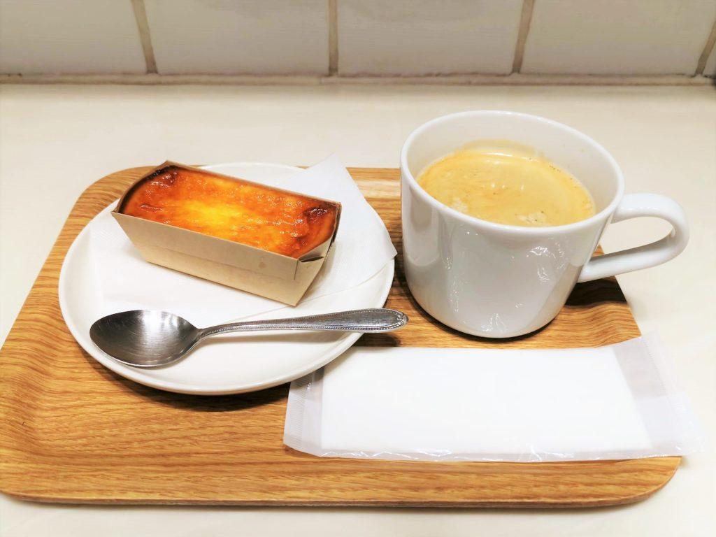 東京えんとつcafe クラシックチーズケーキ (3)