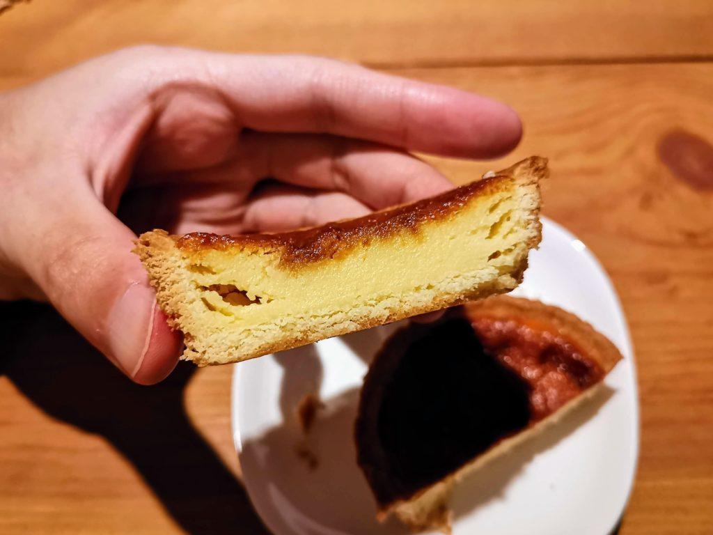 山崎製パン バスクチーズケーキ風タルト