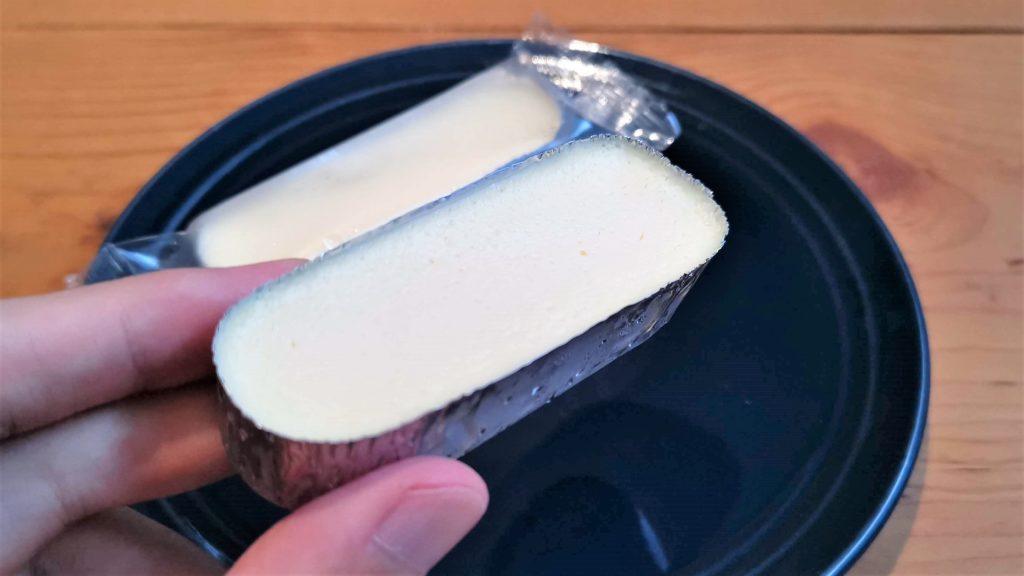 おこデパ カマンベールチーズケーキ (12)