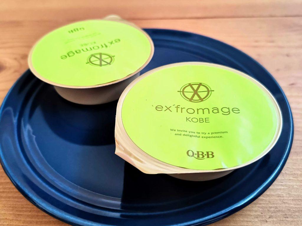 ex'fromage KOBE(エクスフロマージュ神戸) 神戸シャルドネレアチーズケーキ