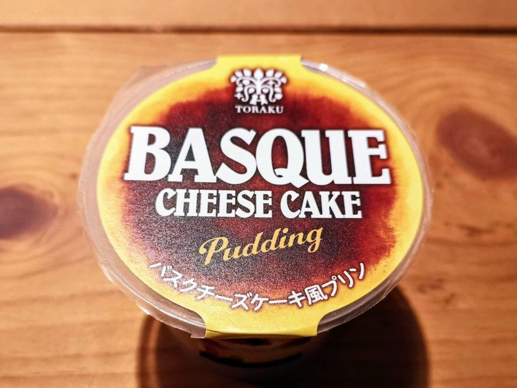 ファミリーマート バスクチーズケーキプリン (6)