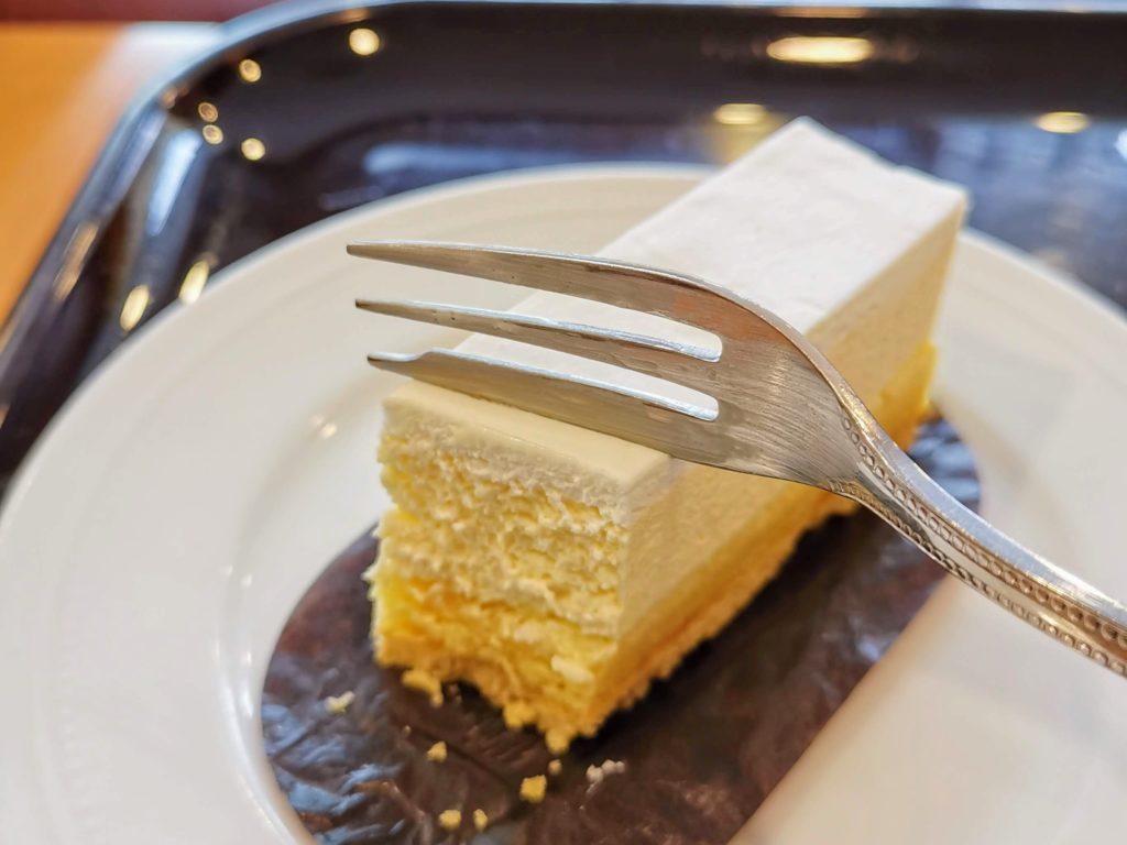 エクセルシオールカフェ  (7)レアチーズケーキ