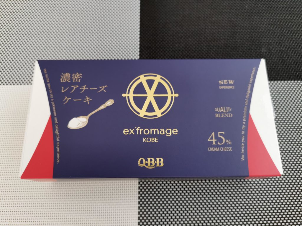 ex'fromage KOBE(エクスフロマージュ神戸) 濃密レアチーズケーキ