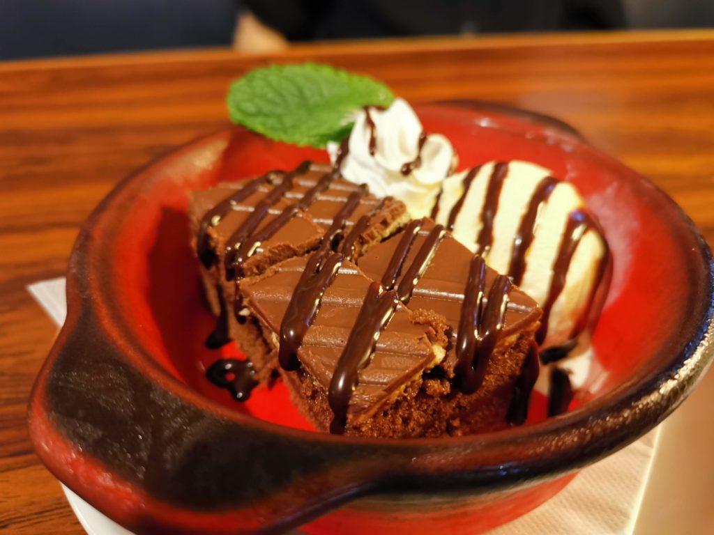 レッドロブスター  ミニチョコレートケーキ