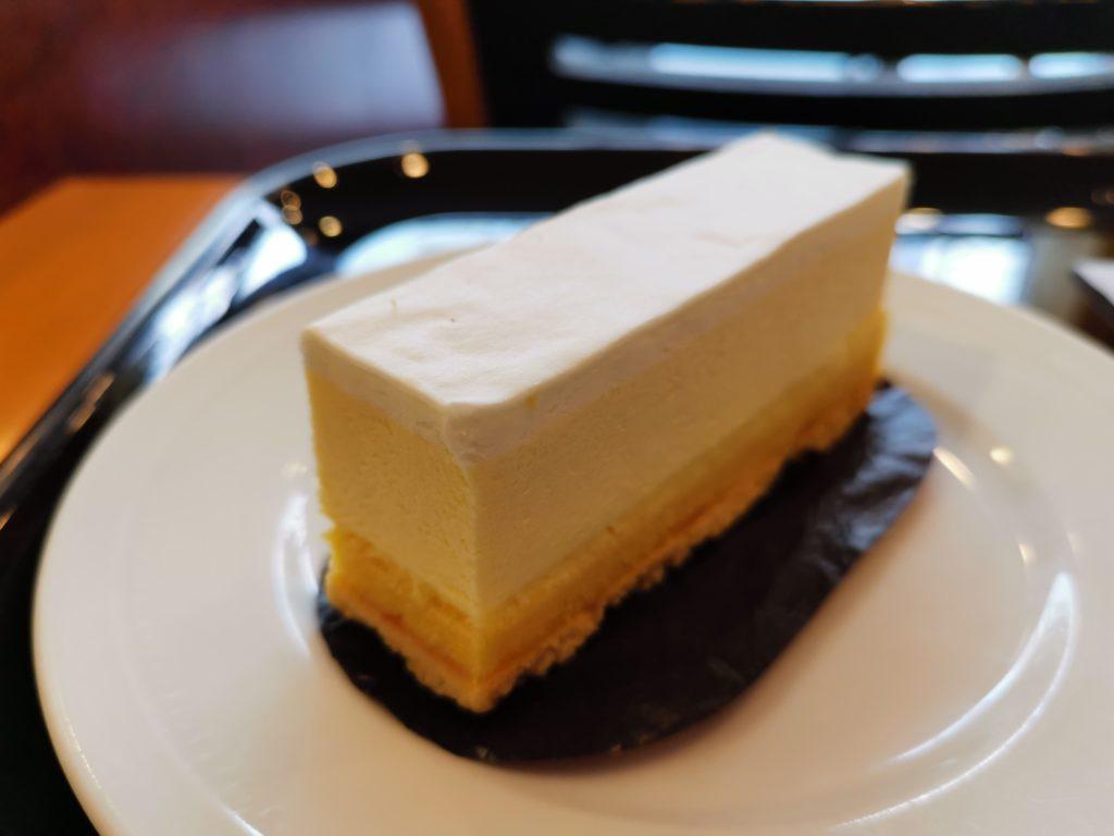 エクセルシオールコーヒー レアチーズケーキ