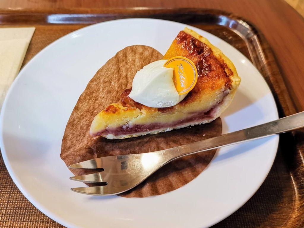 Kihin バスクチーズケーキ