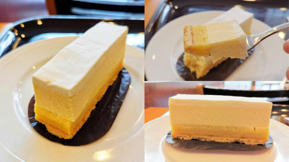 エクセルシオールカフェ  (3)レアチーズケーキ