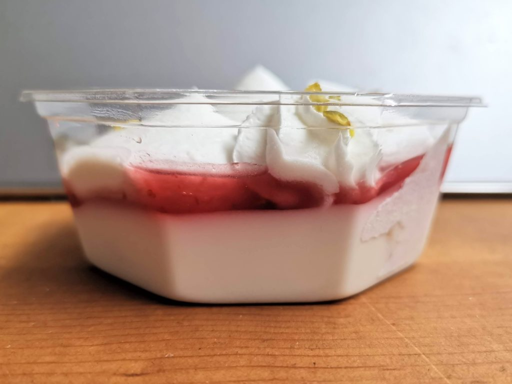 ファミリーマート ふんわりクリームレアチーズ (12)