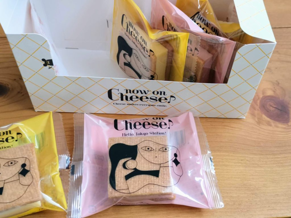 Now on Cheese チーズケーキサンド (11)