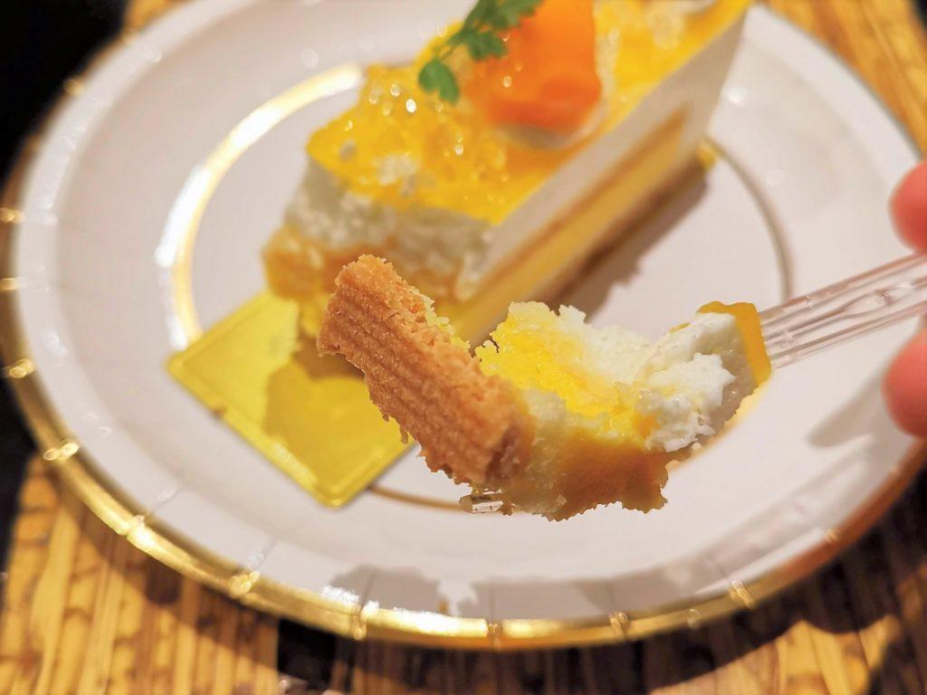 アンテノール マンゴーレアチーズ (7)