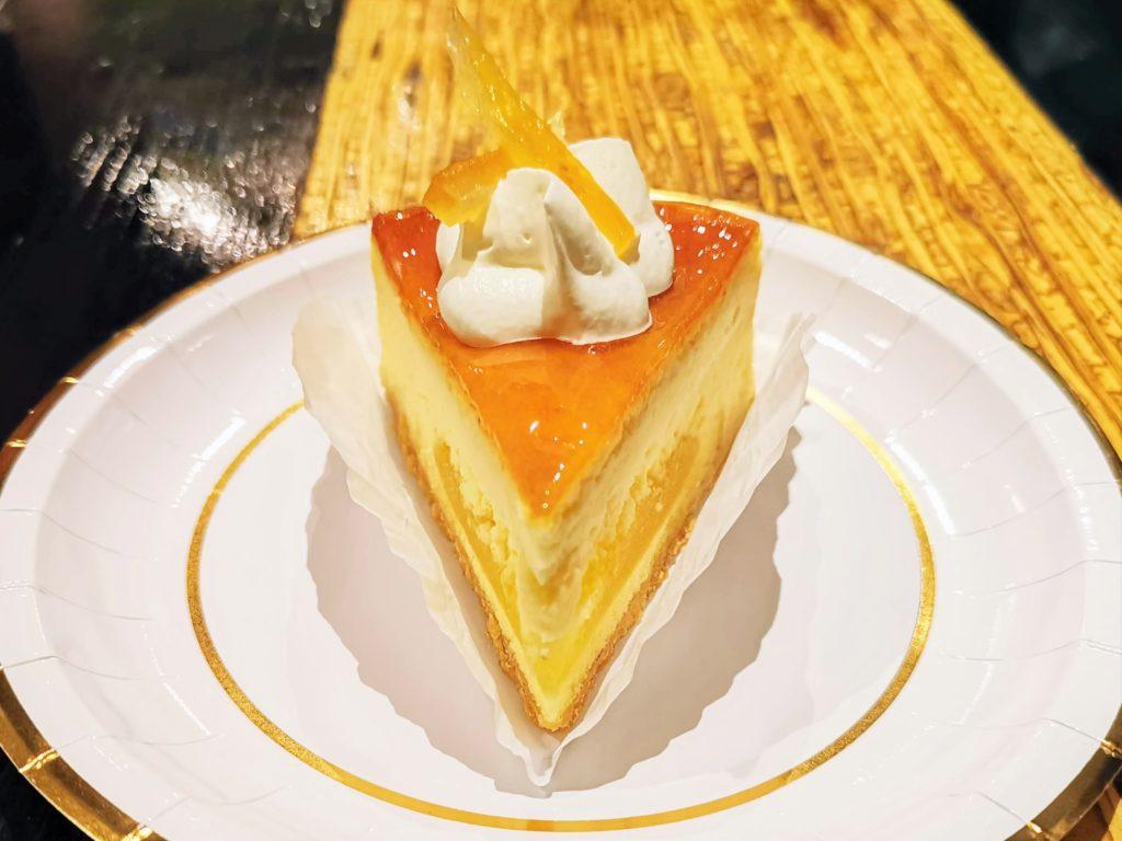 アンテノール 瀬戸内レモンのチーズケーキ