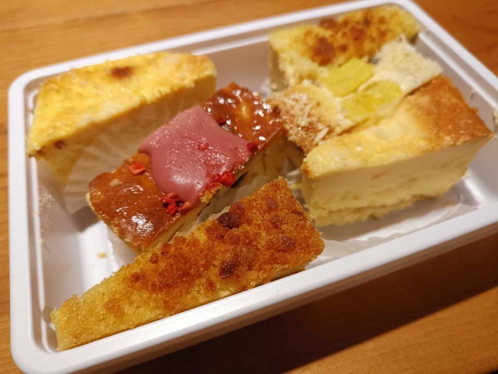 成城石井 プレミアムチーズケーキアソート (4)