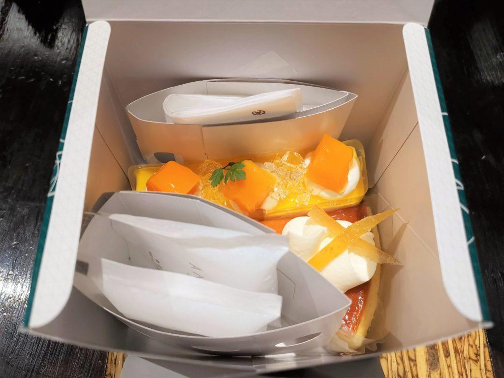 アンテノール 瀬戸内レモンのチーズケーキ (2)