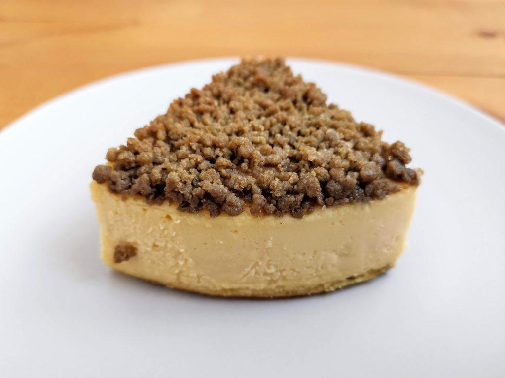 グルテンフリースイーツ専門店【そばのおと】 そば粉のザクザクチーズケーキ