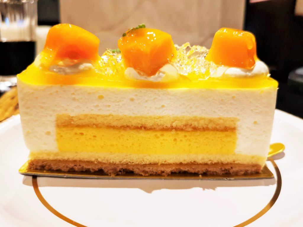 アンテノール マンゴーレアチーズ (4)
