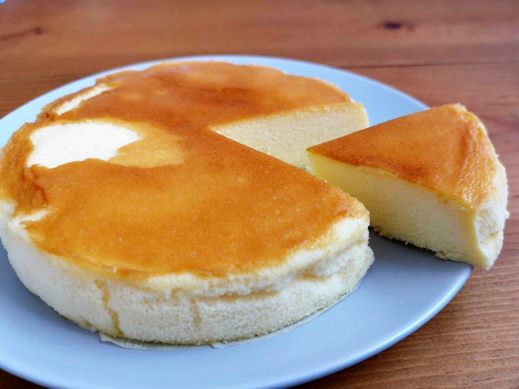 カルディ しっとりチーズケーキ (9)