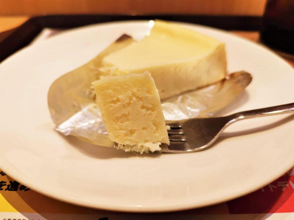 ロッテリア NYチーズケーキ (6)