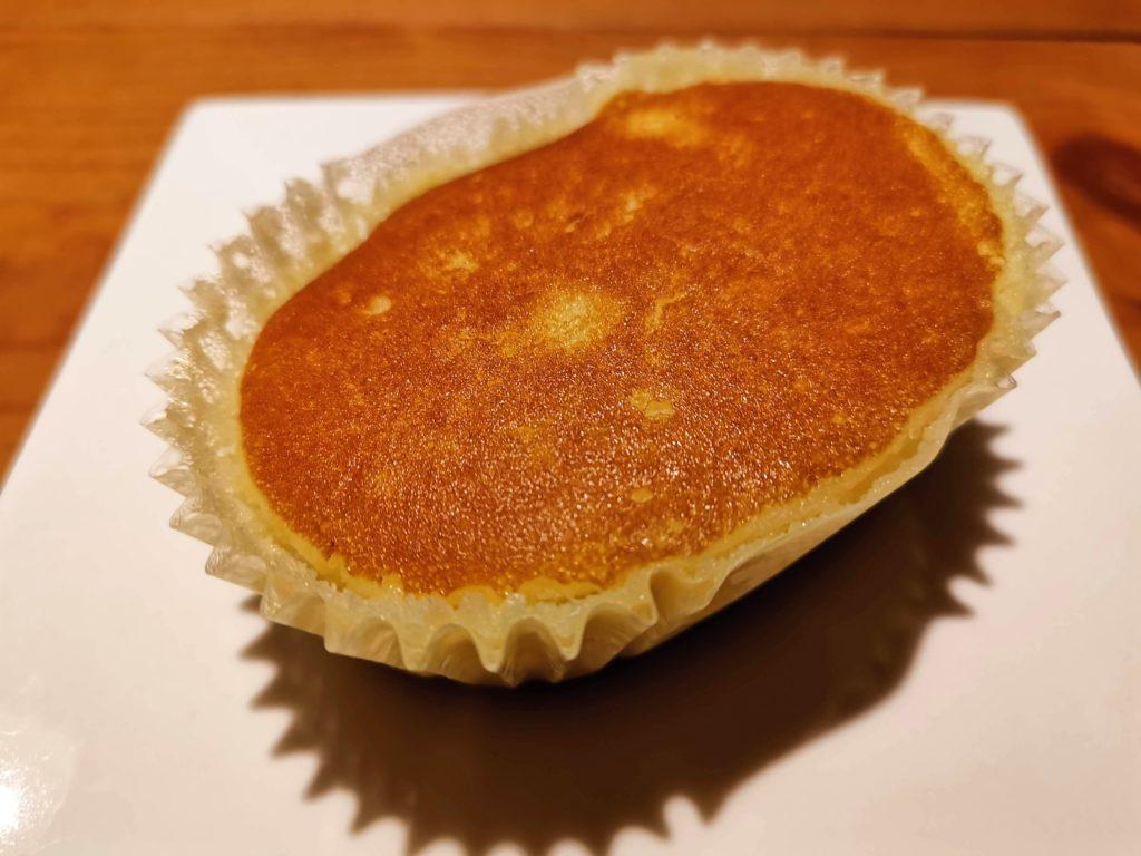 北海道チーズ蒸しケーキのとろけるプリン (1)