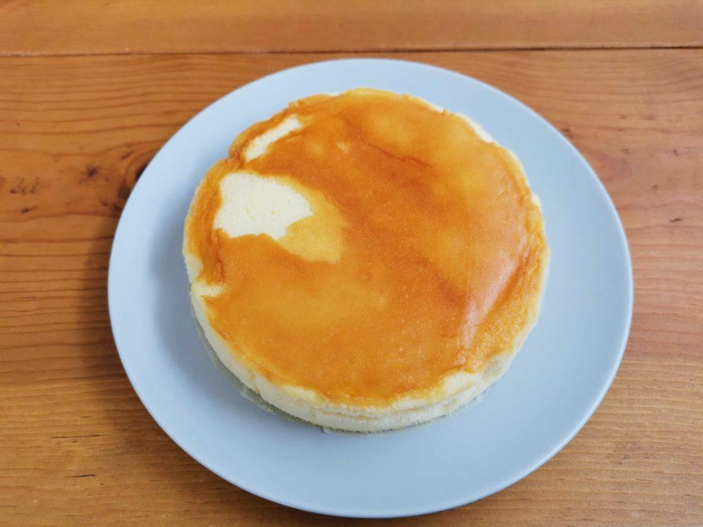 カルディ しっとりチーズケーキ (7)