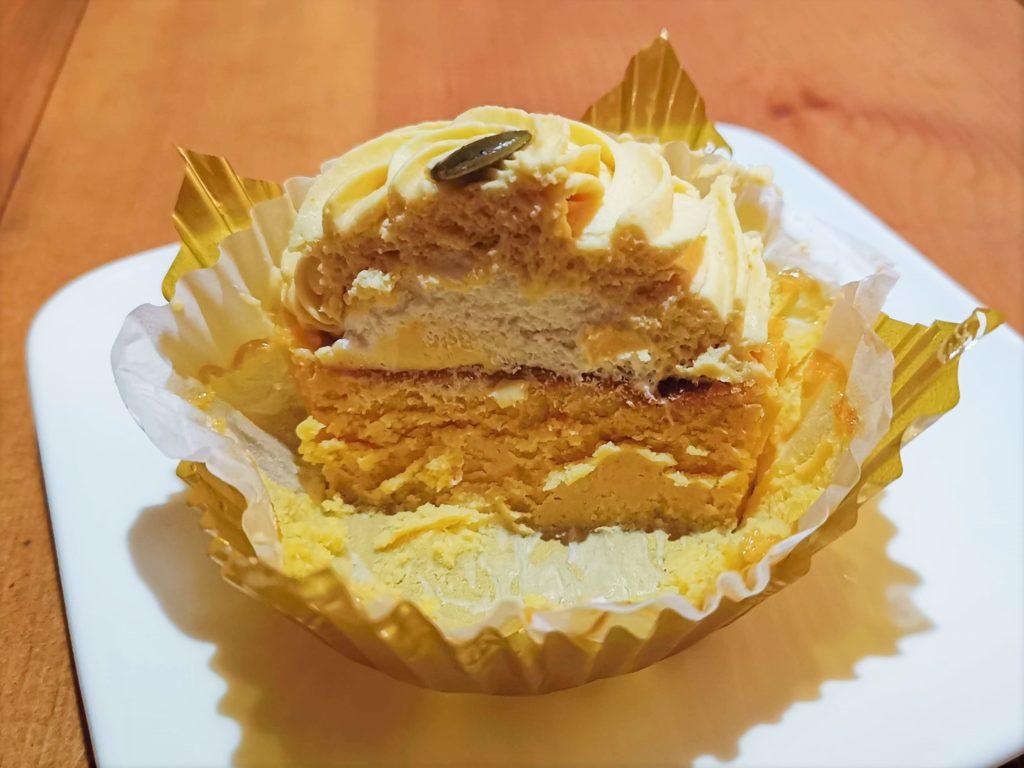 えびすかぼちゃのチーズケーキモンブラン