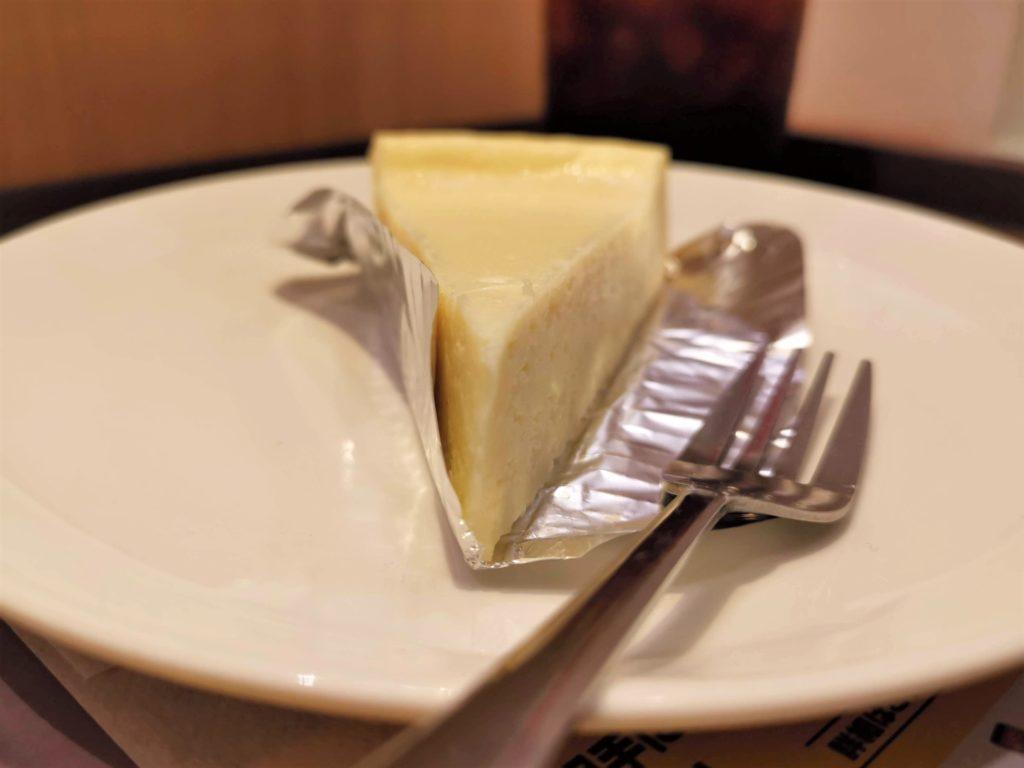 ロッテリア NYチーズケーキ (5)