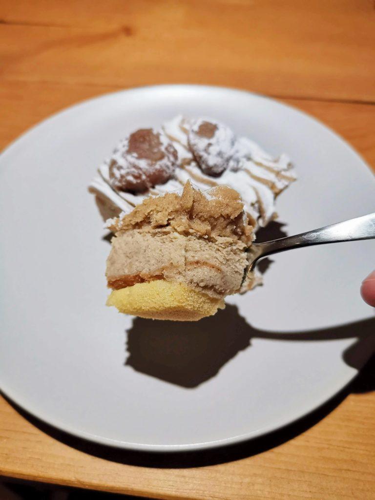 成城石井 マロンづくしのチーズケーキ (1)