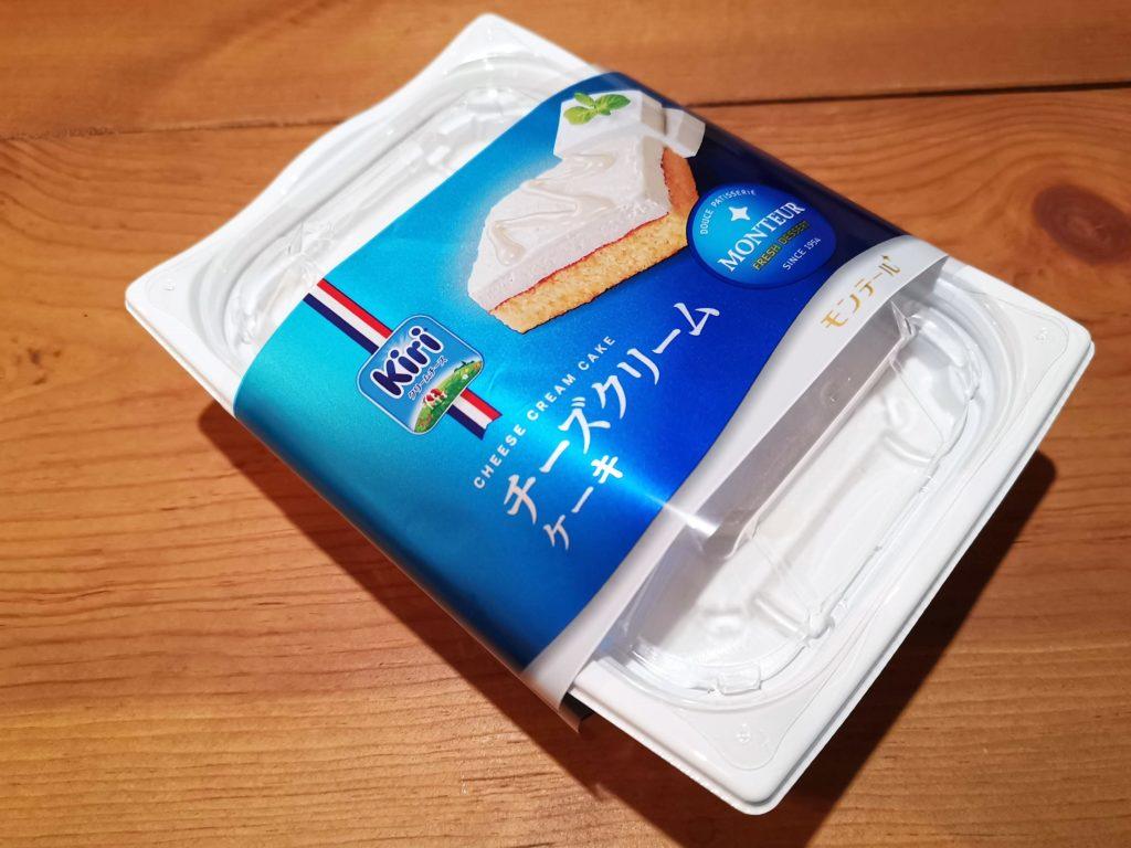 モンテール チーズクリームケーキ Kiriコラボ(キリコラボ) (1)