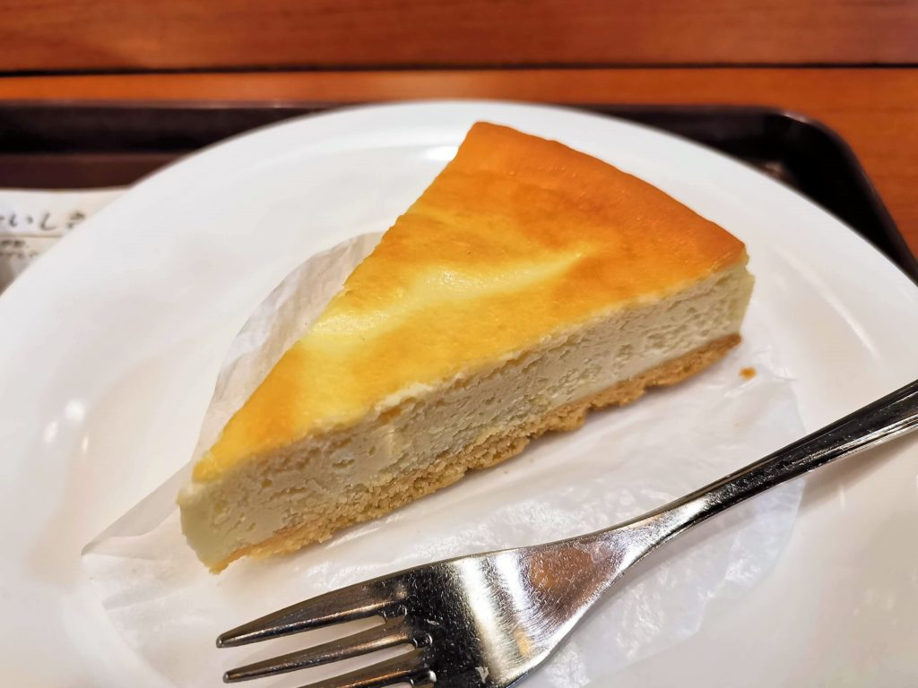 カフェ・ド・クリエ ベイクドチーズケーキ (4)