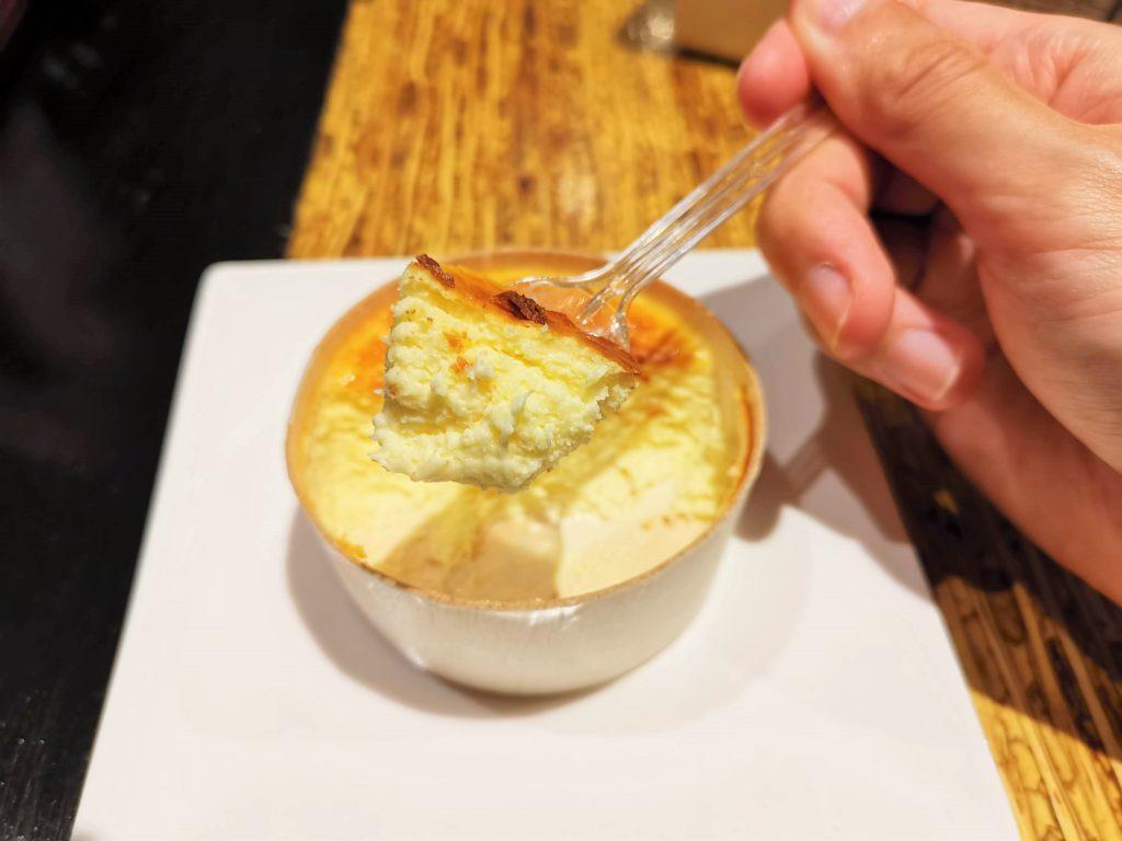 ブールミッシュ バスク風チーズケーキ