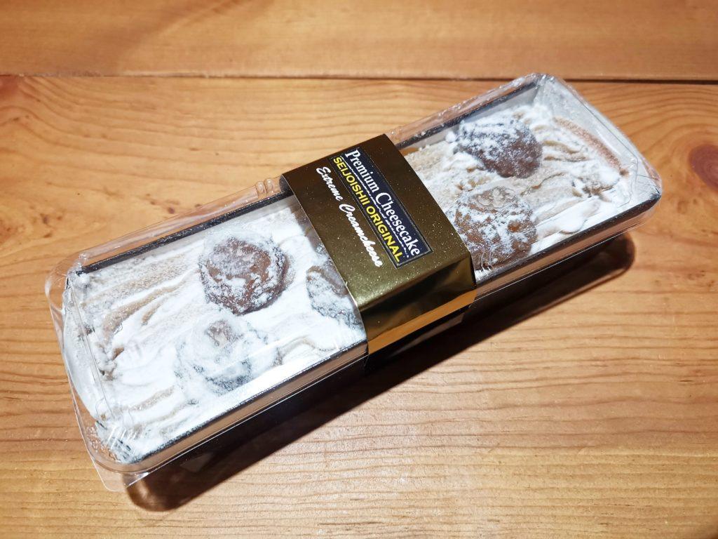成城石井 マロンづくしのチーズケーキ (13)