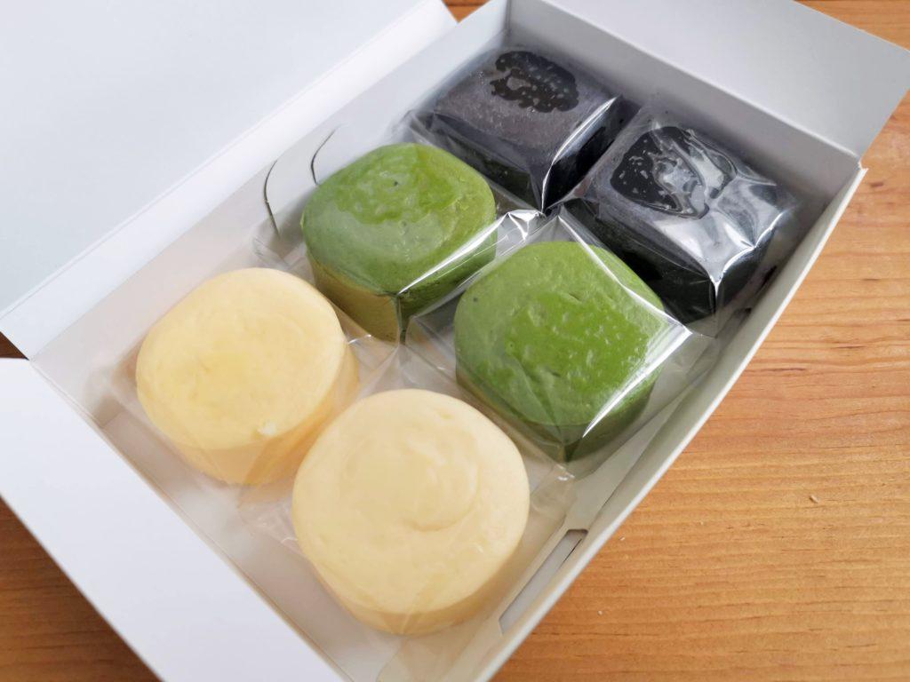 千紀園 濃チーズケーキ (2)