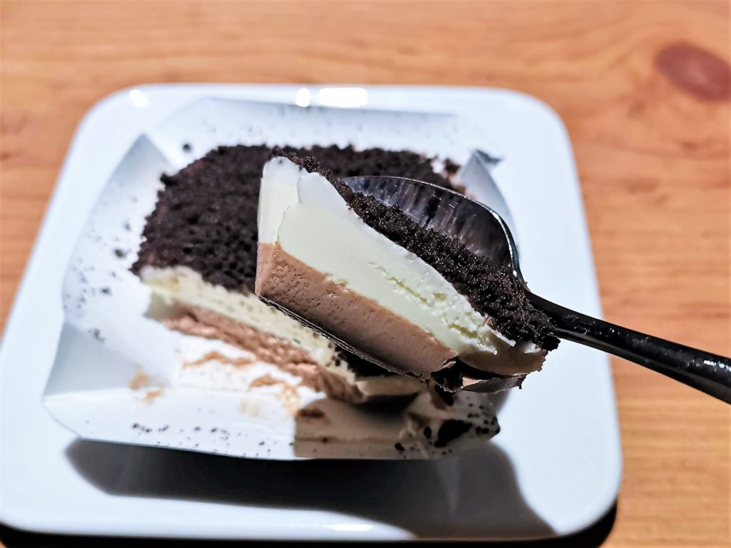 ファミリーマート ショコラチーズケーキ