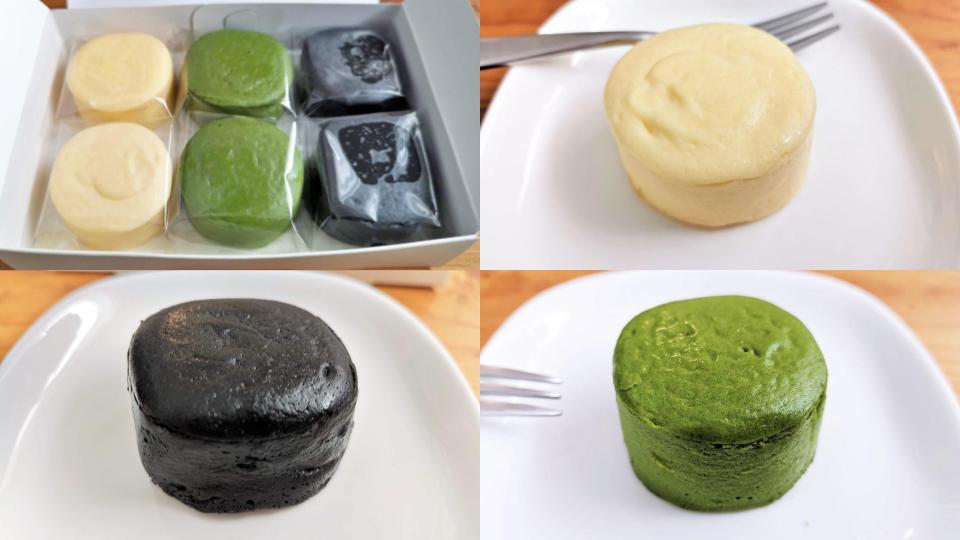 千紀園 チーズケーキ