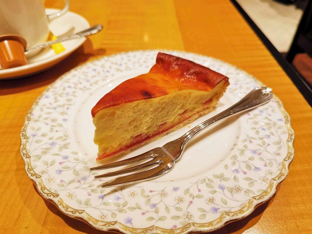 マンナ新宿中村屋 ふわとろチーズタルト