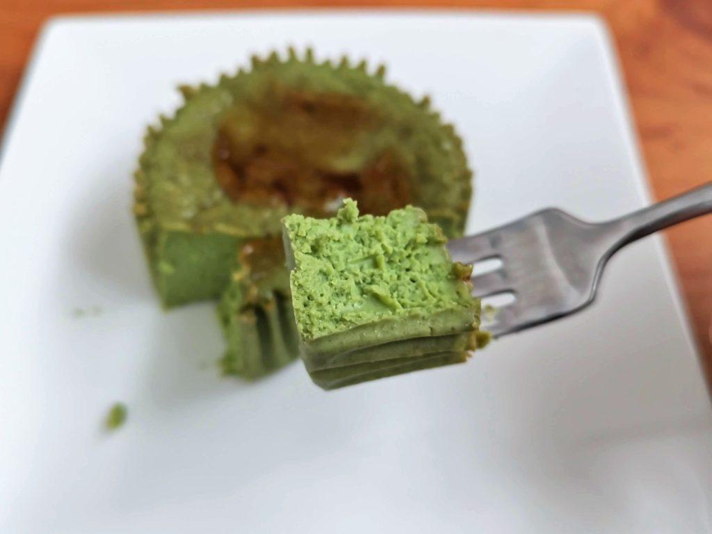 ミニストップ ドンレミー 抹茶バスクチーズケーキ