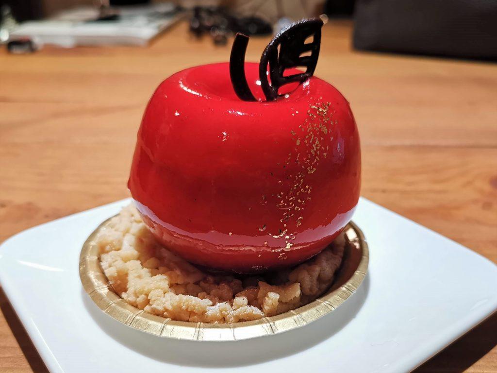 銀のぶどう 真っ赤りんごのレアチーズ (9)_R