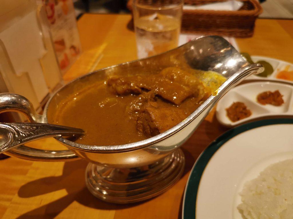 中村屋 純インド式カレー