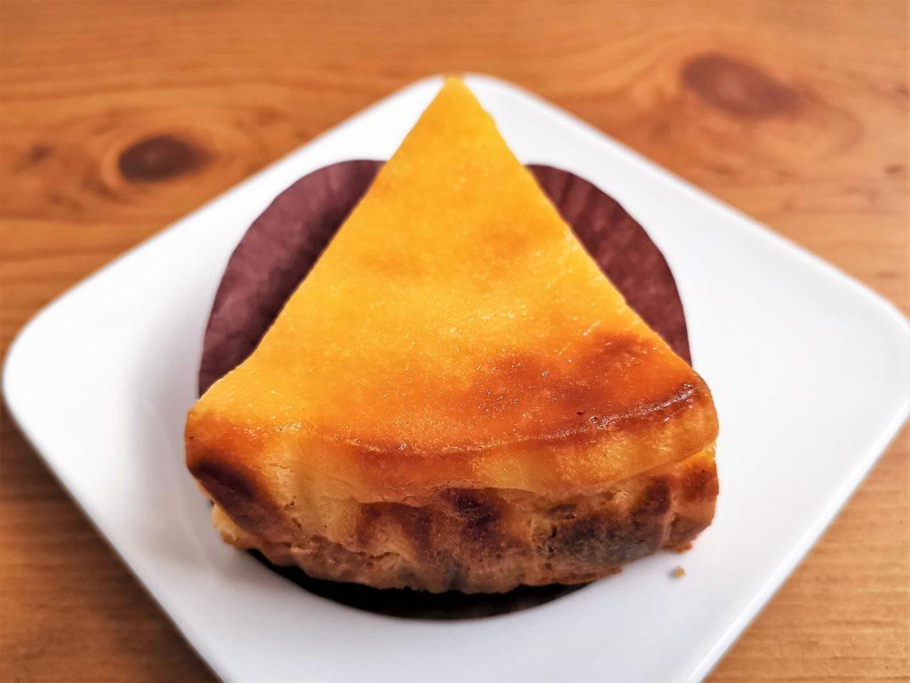 宝町・京橋 Le R Cinq (ルエールサンク) ベイクドチーズケーキ (5)_R