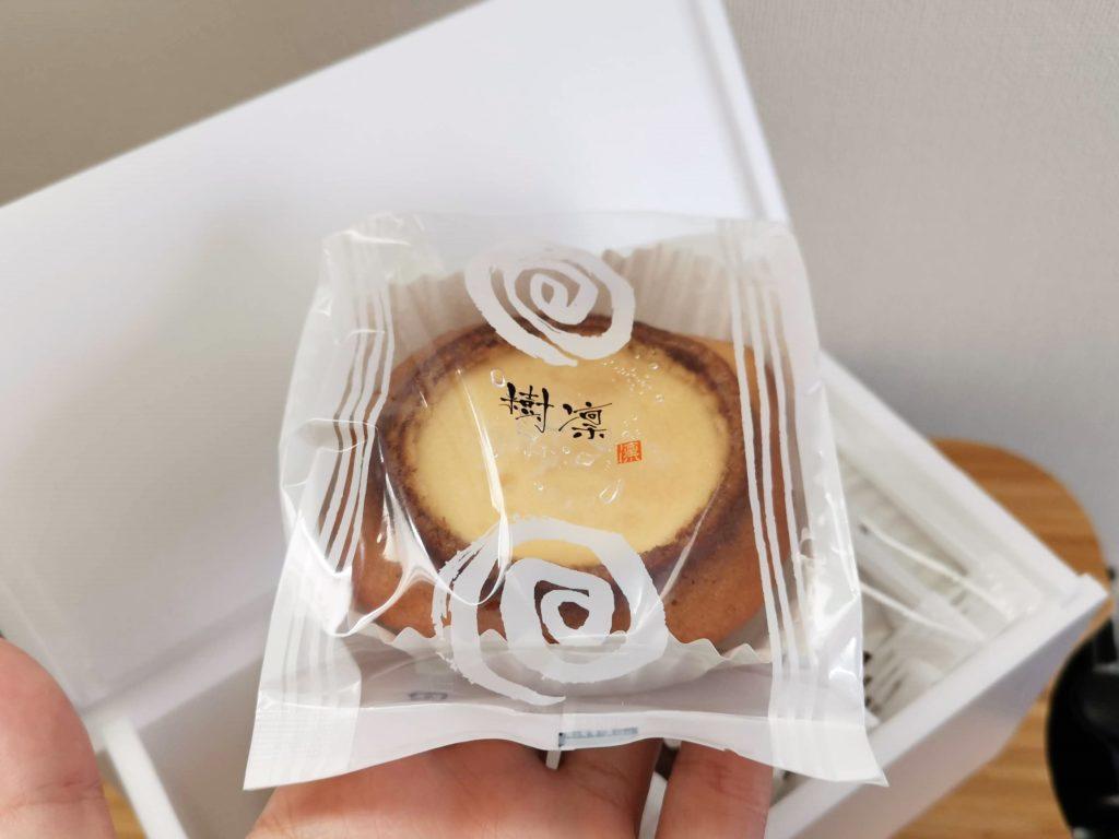 ベイクドチーズケーキのバウムクーヘン (6)