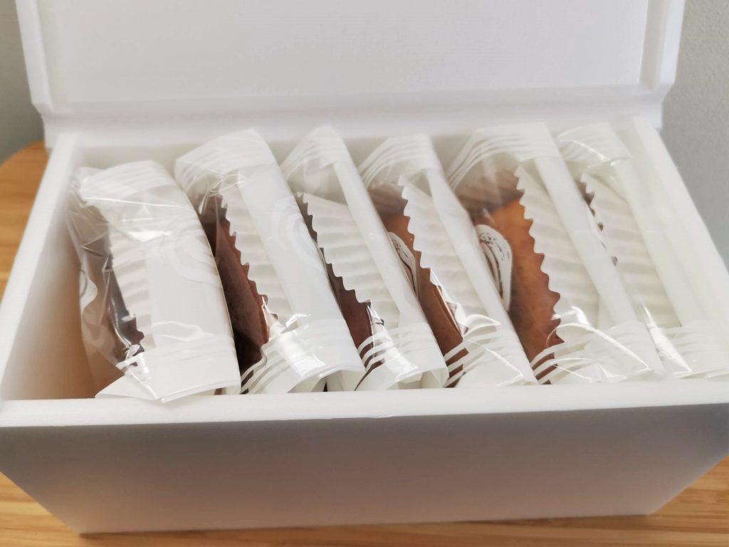 ベイクドチーズケーキのバウムクーヘン (4)