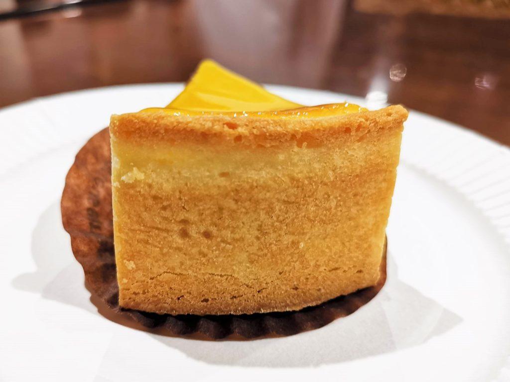 西荻窪 ホソコシ  フロマージュキュイ(焼きチーズ) (2)