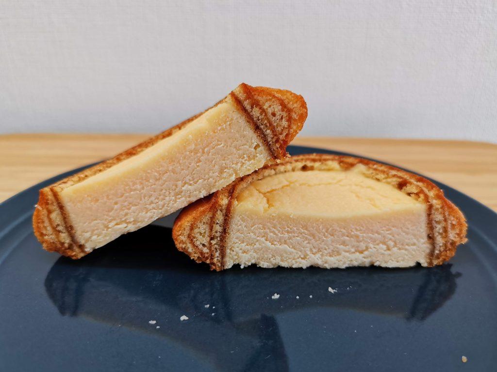 バウムハウス樹凛 ベイクドチーズケーキのバウムクーヘン
