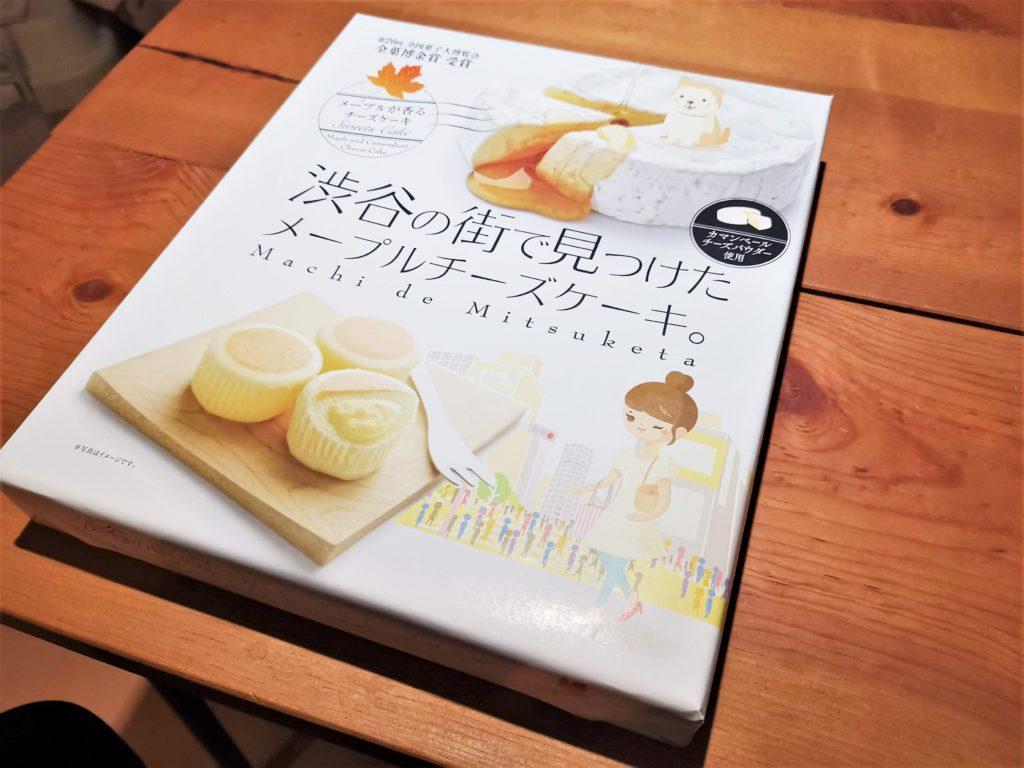 宮下パーク 渋谷の街で見つけたメープルチーズケーキ (5)