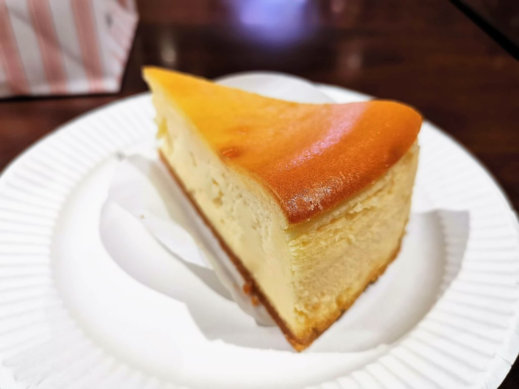 六本木 ALMOND(アマンド) こくまろチーズケーキ (7)_R