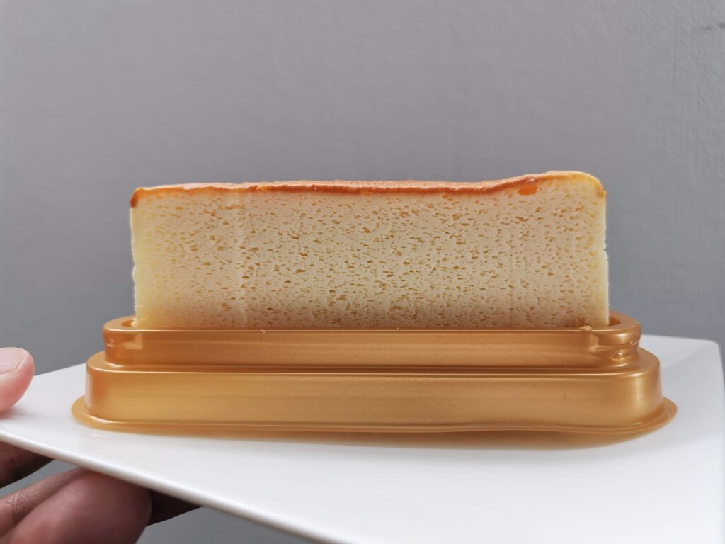 シャトレーゼ 糖質72%カットのスフレチーズケーキ (7)_R