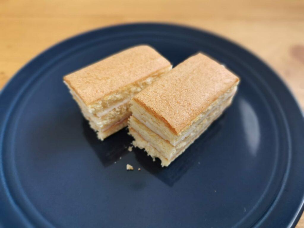 ブルボン 濃厚ベイクドチーズケーキ (3)