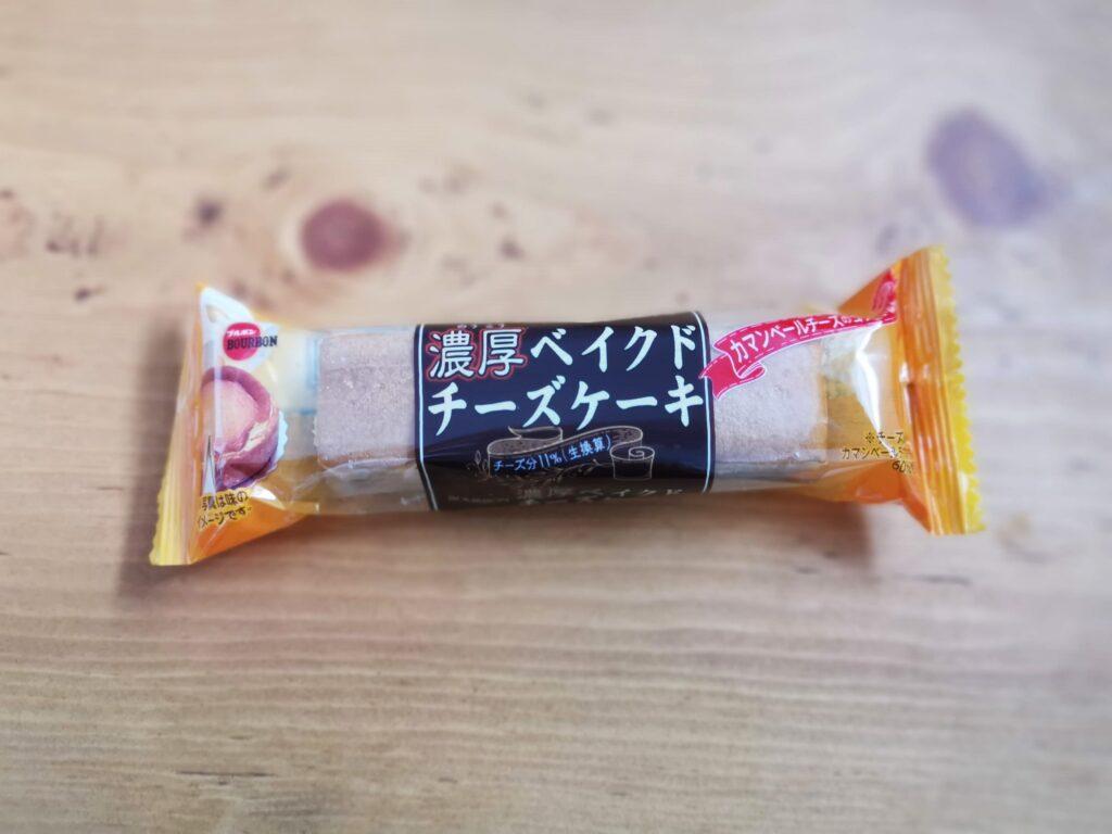ブルボン 濃厚ベイクドチーズケーキ (2)